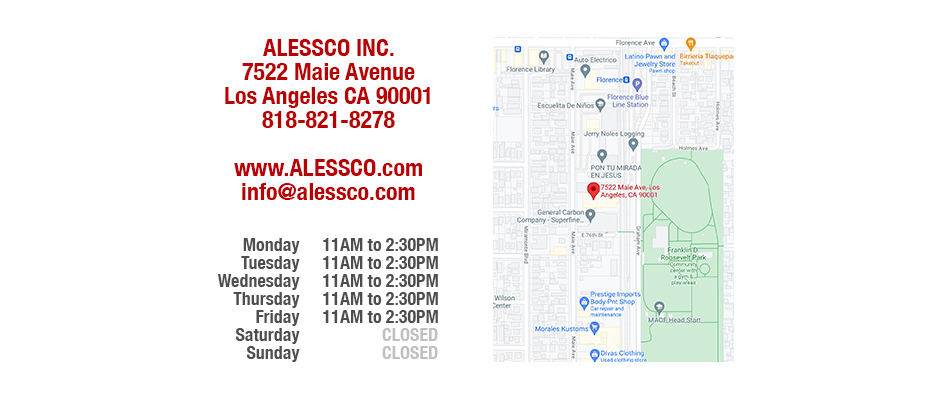 Softfloor.com - Alessco Inc. - Interlocking Puzzle Mats Factory Outlet in Los Angeles, California.