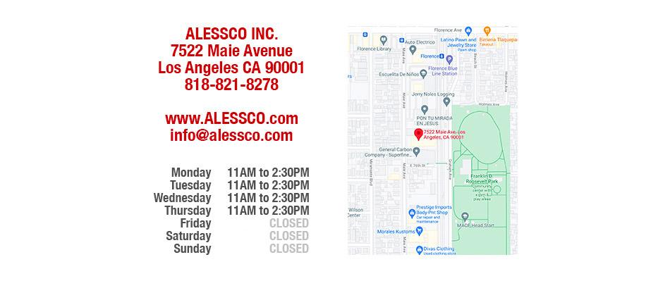Softfloor.com - Alessco Inc. - 13161 Sherman Way Building C North Hollywood, CA 91605 - (818) 821-8278
